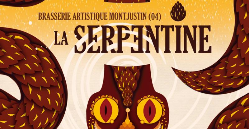 Inauguration de la Brasserie La Serpentine