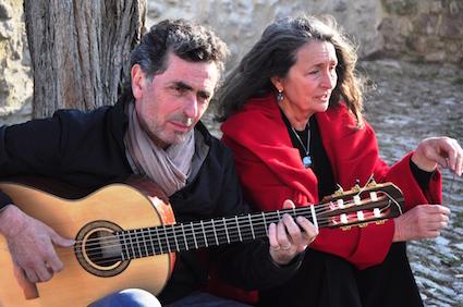 Marie Fouillet et Pierre Bonnet