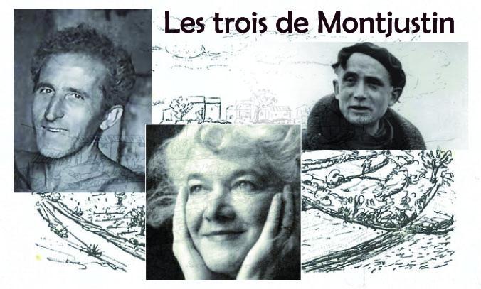 «Les trois de Montjustin»