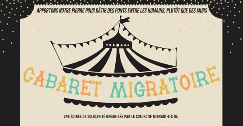 """""""Cabaret Migratoire"""" – Forcalquier"""