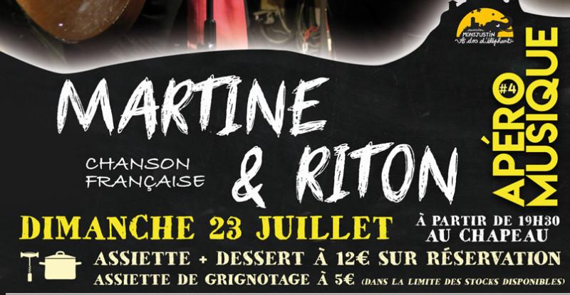 """""""Martine et Riton"""""""