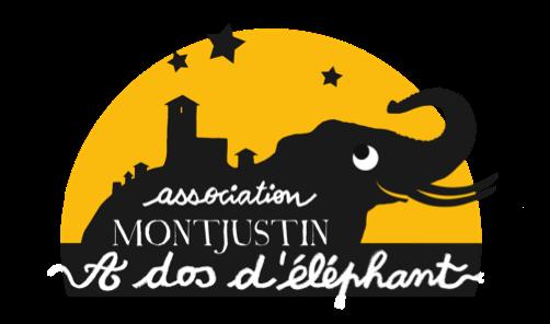 Assemblée Générale de Montjustin à dos d'éléphant
