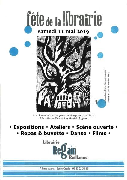 Affiche-11-mai-2019 librairie