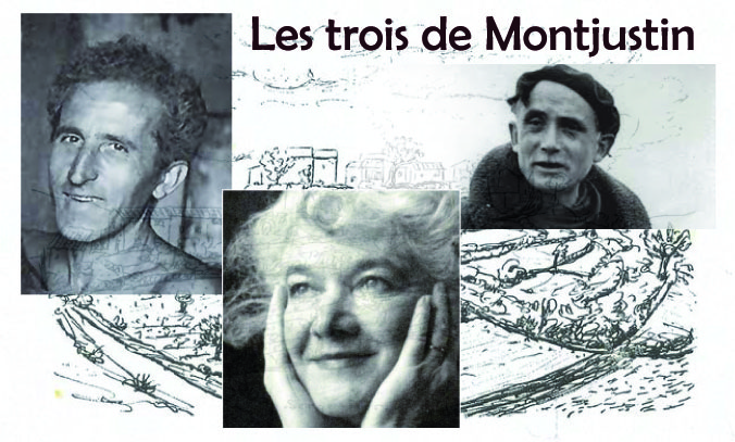 """""""Les trois de Montjustin"""""""
