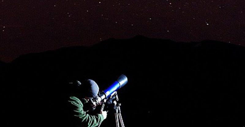 Rencontre avec les étoiles et les planètes